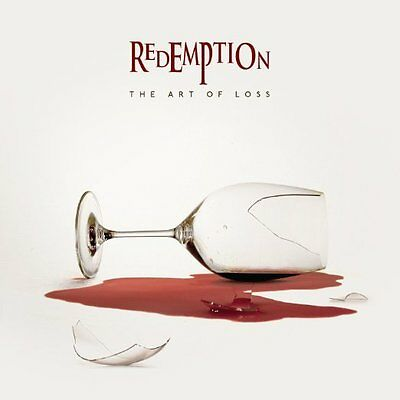 Redemption Cd - The Art Of Loss (2016) - New Unopened - Rock - Metal Blade