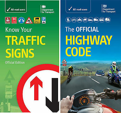 Dvsa Official Highway Code & Know Your Traffic Signs Paperback