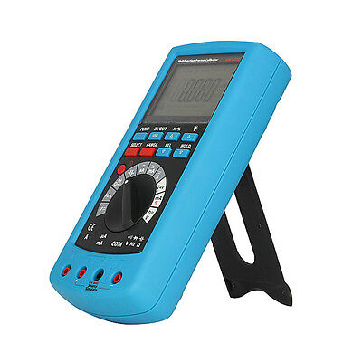 LP7208 New 2016 DMM Multimeter Volt mA Loop Process Calibrator