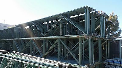Structural Frazier Pallet Racking