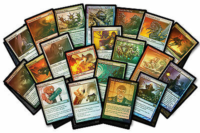 10X DIFFERENT Random FOIL Rare Cards MTG Magic the Gathering Lot Collection