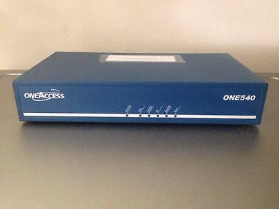 OneAccess ONE540 Router in perfect condition