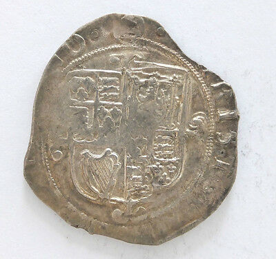 Charles I Shilling Quite Clipped  (5669)
