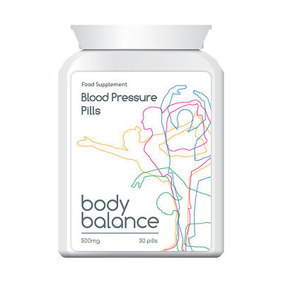 Body Balance Blood Pressure Pills Tablets Reduce High Blood Pressure Fast