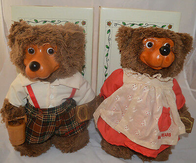 Robert Raikes Bears Jack and Jill