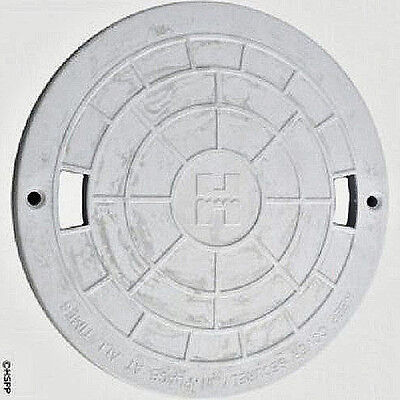 "Genuine Hayward SP1075 SP1076 Skimmer Deck Lid Cover SPX1075C1 8 3/4"" diameter"