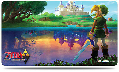 Ultra PRO The Legend of ZELDA playmat tappetino + tubo cod. 84861