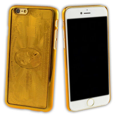 Coque Gold iPhone 6 - 1000 Dollars - Neuf