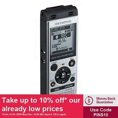 Olympus WS-852 Digital Voice Recorder (WS852) with GEN OLYMPUS WARRANTY