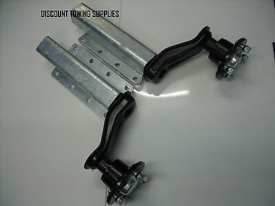 Quality 750Kg Trailer Suspension Units & 4x100 PCD Sealed for Life Hubs Free P&P