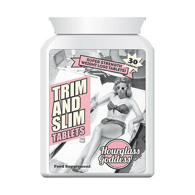 Hourglass Goddess Trim And Slim Pills Guarantees Extreme Weight Loss Fast