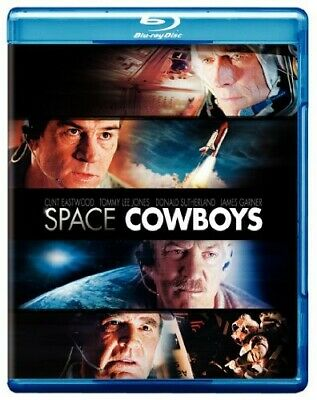 Space Cowboys (2012, Blu-ray NEW)