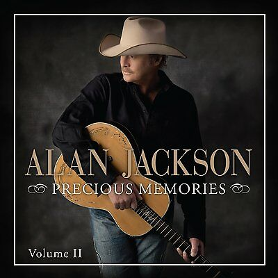 Alan Jackson Cd - Precious Memories Vol.2 (2013) - New Unopened - Country