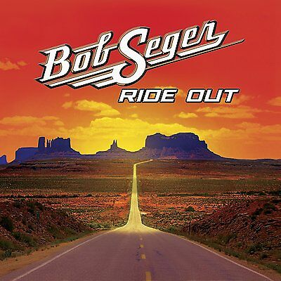 Bob Seger Cd - Ride Out [Deluxe Edition](2014) - New Unopened - Rock