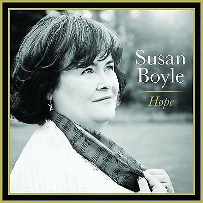 Susan Boyle Cd - Hope (2014) - New Unopened