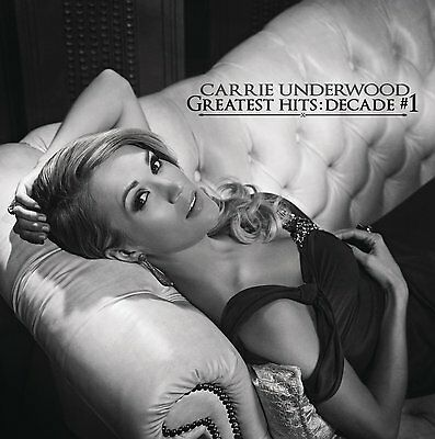 Carrie Underwood Cd - Greatest Hits: Decade #1 [2 Discs](2014) - New Unopened