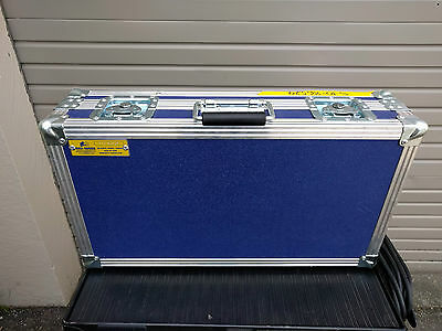 "ATA Road / Flight Case by Multi-Caisses for Leprecon LP-612 23.5"" x 13"" x 5.75"""