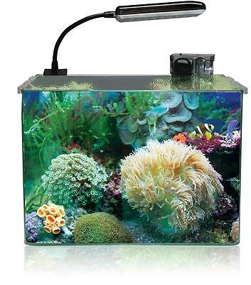 Aquatic Nature Cocoon LED Aquarium-Set Cocoon LED 4 (15,5 L), 31x19x26, LED Nano