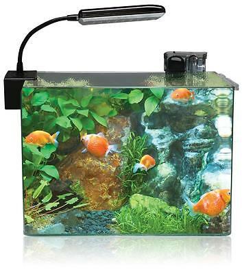 Aquatic Nature Cocoon LED Aquarium-Set Cocoon LED 5 (21,5 L), 35x22x28, LED Nano