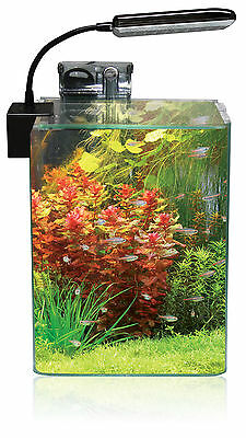 Aquatic Nature Cocoon LED Aquarium-Set Cocoon LED 3 (31 L), 30x30x35, LED Nanoaq