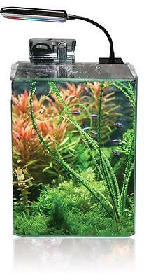 Aquatic Nature Cocoon LED Aquarium-Set Cocoon LED 2 (18,5 L), 25x25x30