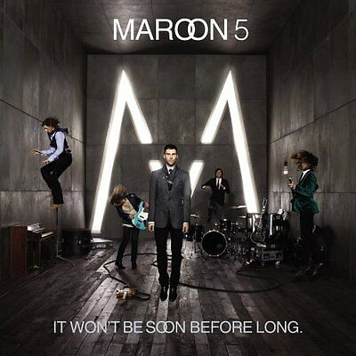 Maroon 5 Cd - It Won't Be Soon Before Long (2007) - New Unopened