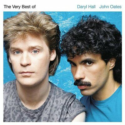 Hall & Oates Cd - Very Best Of Daryl Hall & John Oates (2001) - New Unopened