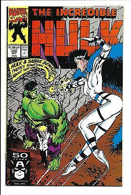 Incredible Hulk # 386 (Oct 1991), Vf/nm