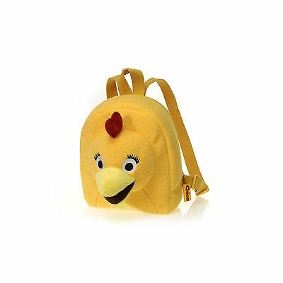 Chica Chick Travel Buddies Plush Backpack from The Sunny Side Up Show on Sprout