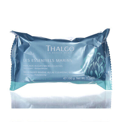 Acne & Blemish Treatments Thalgo Les Essentiels Marins Micronised Marine Algae Cleansing Bar 100g