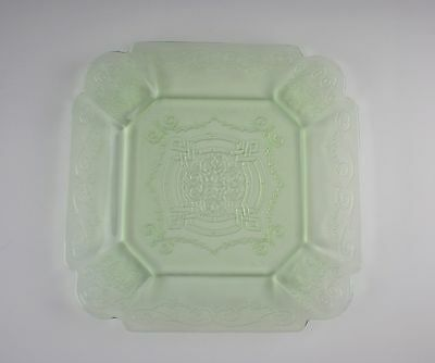 Indiana Glass LORAIN-GREEN Salad Plate(s)