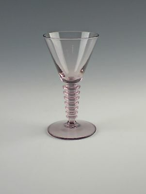 Morgantown PAGODA-AMETHYST Wine Glass(es)  EX