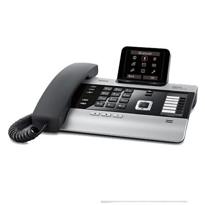 Gigaset DX800A VoIP Corded Phone with GEN GIGASET WARR