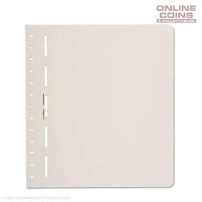Lighthouse 13 Hole Stamp Stock Sheets - Blank Off White Unprinted X 10