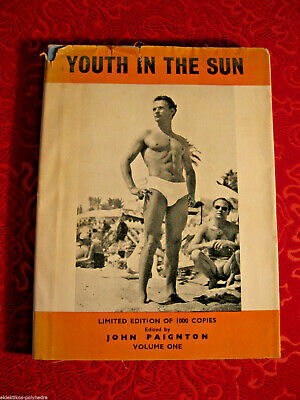 Rare / John Paignton S. Barrington / Youth in the sun 1956 /  / Signé signed !!!