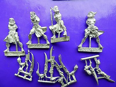 4x minitures Rackham rackhams confrontation Templars of Hod inc temple purifier