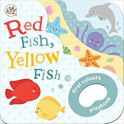 Little Learners Grab Book Red Fish, Yellow Fish (Little Learners Grab Playbooks)