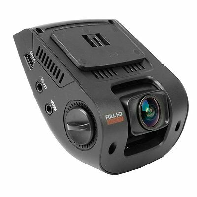 "REXING V1 2.7"" Car Driving Recorders 1080p HD Dash Cam with 170 Degree Wide View"