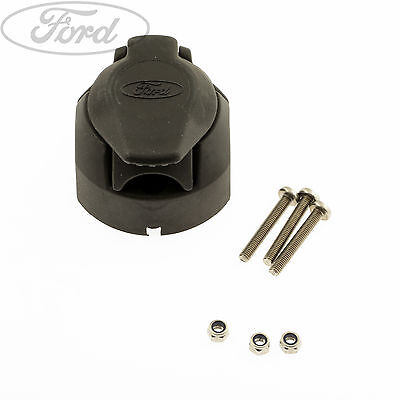 Genuine Ford Mondeo MK1 Tow Bar Socket 7 Pin Socket Type 1038649