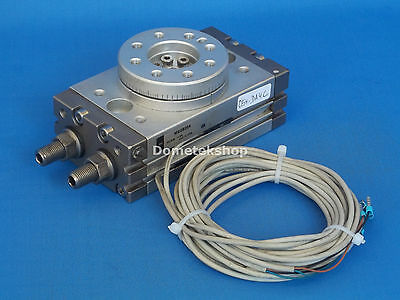 SMC MSQB20A Rotary Actuator with Table