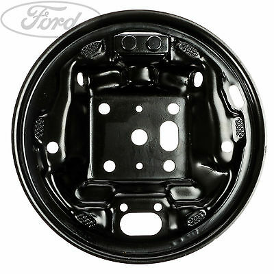 Genuine Ford Focus MK1 Rear N/S Drum Brake Backing Plate 1075552