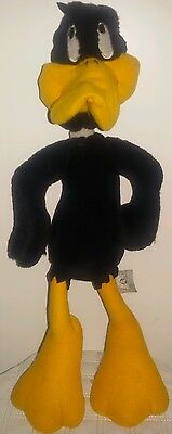 Peluche Looney Tunes - Daffy Duck 45Cm. - Plush Pupazzo originale Warner Bros