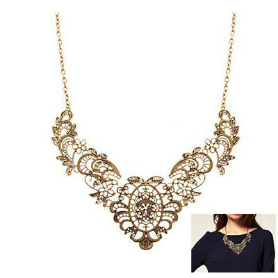 Women Wedding Jewelry Set Crystal Gold Plated Pearl S Pendant Necklace Earrings