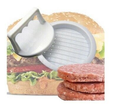 Hamburger Burger Press Meat Beef Poultry Grill Patty Maker Mold Kitchen Mould