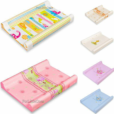 Baby Changing Mat Soft Padded Waterproof Brand Different Designs