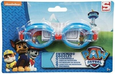 Official Nickelodeon Paw Patrol Kids Junior Swimming Goggles