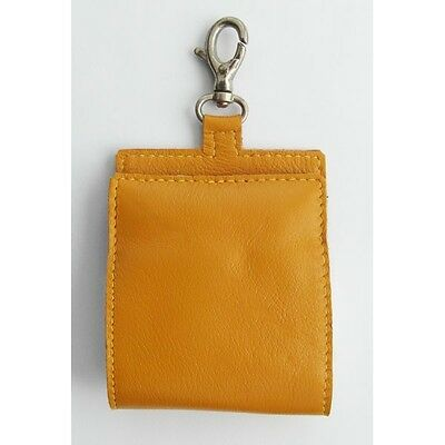 UK Angling Supplies Deluxe Leather Double Fly Patch 10cm x 7cm