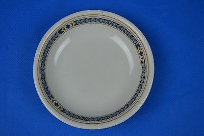 STERLING VERIFIED CHINA Pennsylvania RailRoad 1 ROUND DESSERT BOWL HEAVY