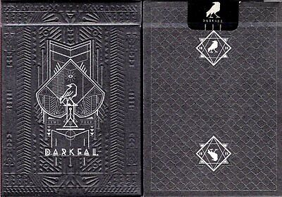 Darkfall Deck Playing Cards Poker Size USPCC Custom Limited Edition New Sealed