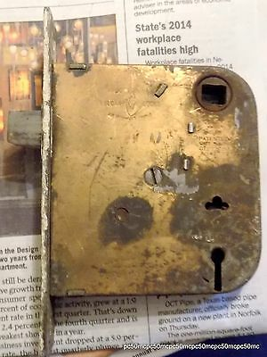 "Vintage"" Vulcan Lock"" Door Latch And Lock-Nr"